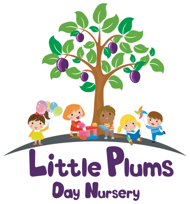 Little Plums Nursery Logo